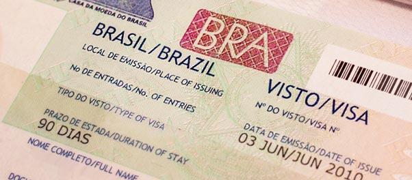 Dịch công chứng tiếng Brazil giấy phép lưu trú